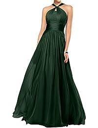Gorgeous Bride Fashion Rabatte Empire Chiffon Lang Abendkleider Festkleider Ballkleider