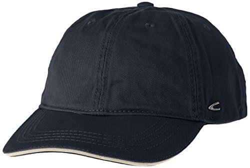 Camel Active Herren 9C09 Baseball Cap, Blau (Blue 43), Medium Baseball-cap