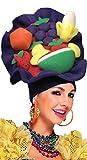 Fancy Me Damen Herren Carmen Miranda Karibik Obst Karneval Pantomime Panto Dame, Kostüm-Kostüm...