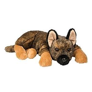 Memorable Pets Schäferhund Hund Plüschtier Puppe für die Person mit normalem Gedächtnisverlust des Alterns oder Betreuer groß