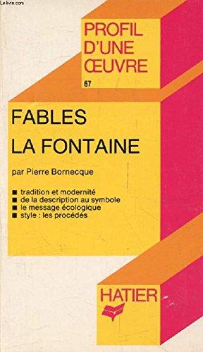 Télécharger Fables La Fontaine Analyse Critique Pdfepub Gratuit