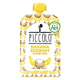 Best Baby Rice - Piccolo Organic - Banana, Coconut and Baby Brown Review