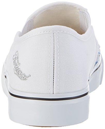 Fiorucci - Fepb008, Pantofole Donna Bianco (Bianco)