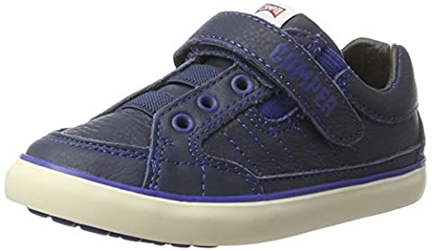 Camper Jungen Pursuit Sneakers, Blau (Blue 053), 35 EU