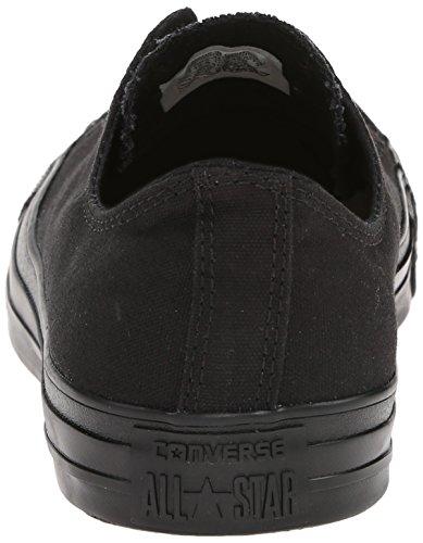 Converse Ctas Mono Ox, Baskets mode mixte adulte Noir (Noir Mono)