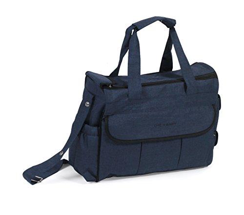 CHIC 4 BABY 405 52 Wickeltasche Luxury, Jeans navy,blau -
