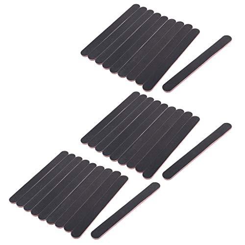 FLAMEER 30 Stücke Schleifen Schleifstab Polieren Handwerk Modell Werkzeuge Polieren Sticks