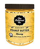 The Butternut Co. Honey Peanut Butter, Creamy, 1 Kg