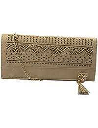 FUSION SQUARE Ladies Women's Compact Multi Colour CLUTCH Wallet
