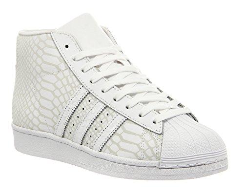 Adidas originals D69287 Scarpa ginnica Donna Bianco