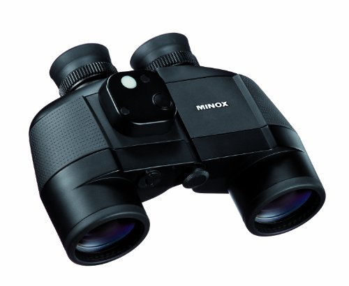 Deals For MINOX BN 7×50 C Binoculars black with analogue compass Special