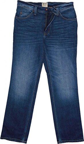 Mustang Herren Straight Jeans 1006061-5000-Big Sur, Blau (Dark 882), W36/L30 (Big Jeans Sur)