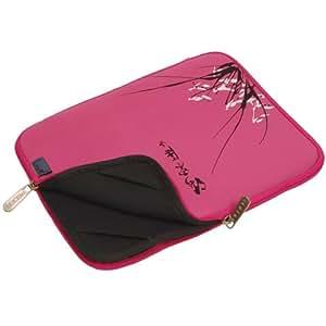 Notebook Schutzhülle pink für Acer Aspire One D255 / D260 / Happy
