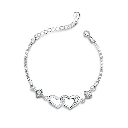 sodialr-silver-plated-sterling-silver-heart-beside-heart-ladies-bracelet-with-engraving-i-love-u-16-