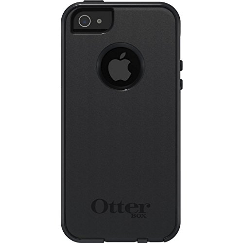 OtterBox Commuter - Funda para Apple iPhone 5/5S/SE, color negro