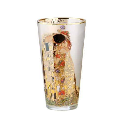 Goebel 66931478 Gustav Klimt Vase Der Kuss -