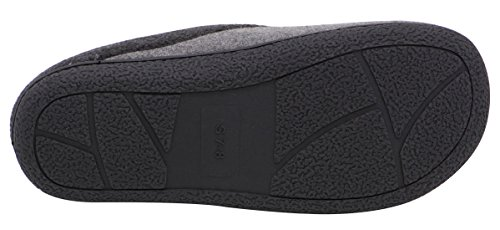 HomeTop , Chaussons pour homme Gris
