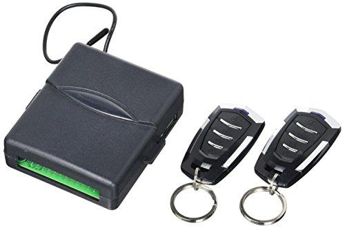 Akhan 100F02 - Funkfernbedienung für vorhandene original Zentralverriegelung, mit 2 Handsender geeignet für pneumatische, elektrische u. nachträglich eingebaute Zentralverriegelungen