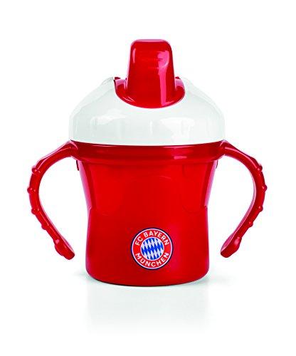 primamma 44103900 Trinklernbecher FC Bayern München, rot -