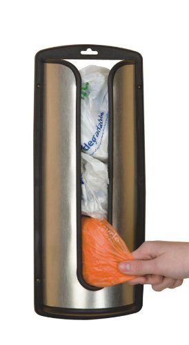 sunbeam-stainless-steel-plastic-bag-organizer-by-hds-trading-corp