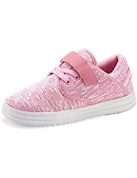 76ac17b0338d Piup Toddler Kid s Breathable Boys Girls Running Shoes