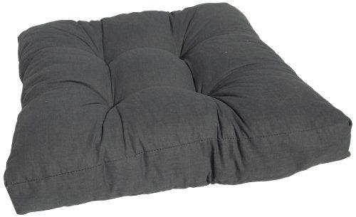 Beo Lounge Zierkissen: 50x50 cm ca. 10 cm dick (grau)
