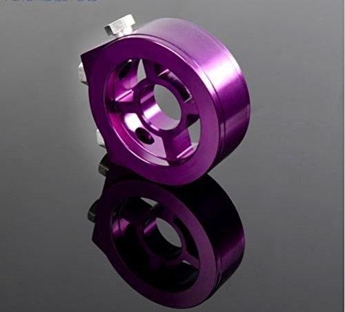 yunshuo Aluminium, Öl/Gauge Filter Sandwich Adapter Teller Turbo Öl Line Kit PL (öl-filter-adapter-kit)