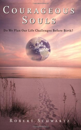 Courageous Souls: Do We Plan Our Life Challenges Before Birth? by Robert Schwartz (2006-12-16)