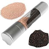Snyter Ceramic Dual Adjustable Coarseness Mill Salt and Pepper Grinder