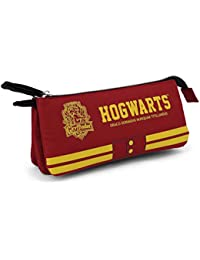 Harry Potter–33629Zip-Up Pencil Case with Three Pockets