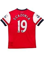 Cazorla - Signed Arsenal Shirt