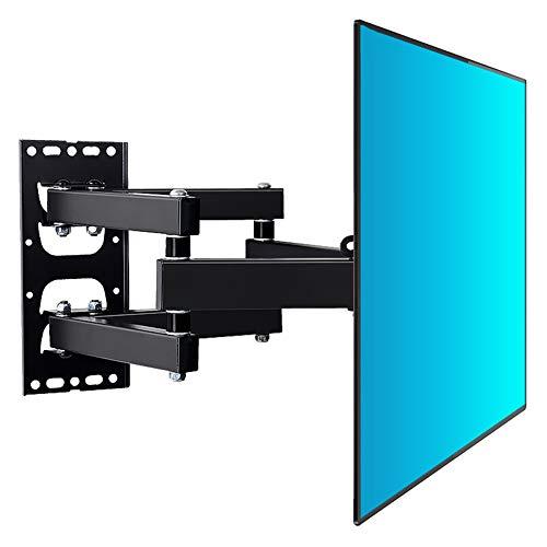 TV-Halterung, Full Motion-TV-Halterung Für 40-60-LED-, LCD-, OLED-Flachbildfernseher, Wandmontage, TV-Ständer, Ablagefläche Bis Zu VESA 600 X 400 Mm
