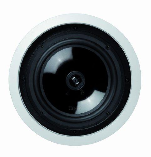 Magnat Interior ICP 82 | Wand- und Deckeneinbaulautsprecher | Installation im Handumdrehen | max. 140 Watt | 1 Stück - weiß