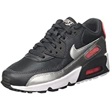 buy online 30de0 5be0c Nike Unisex-Kinder Air Max 90 Mesh GS Sneakers