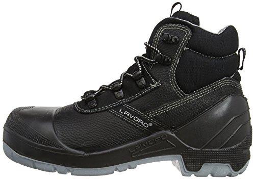 Lavoro Barcelona, Chaussures de sécurité Homme - Noir (black), 43 EU Noir (black)