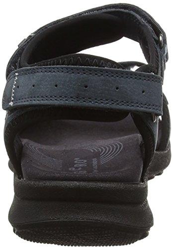 Legero 000732, Sandali con cinturino Donna Blu (AZZURRO 78)