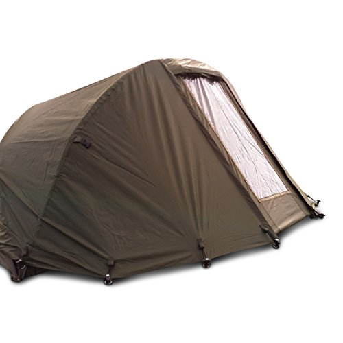 Overwrap for Cyprinus Quick-E Fast Erect Bivvy and also fits Chub S-Plus Bivvy  sc 1 st  Amazon UK & Quick Erect Tents: Amazon.co.uk