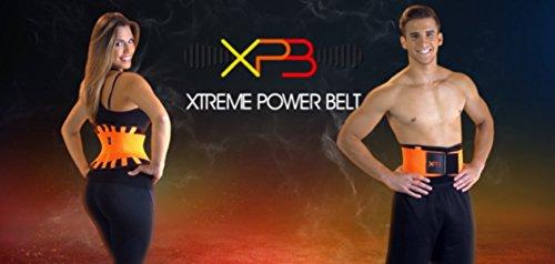 Xtreme Power Belt: Neoprendruckkleidungsstück, das den Gewichtsverlust hilft (S)