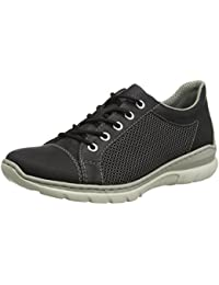 Rieker L3203-00, Sneakers Basses Femme