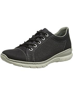 Rieker Damen L3203-00 Sneakers