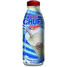 Chufi - Bebida refrescante, Horchata de chufa de valencia, Botella 1 L - [