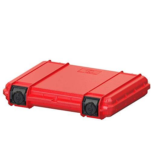 Seepferdchen Schutzkoffer wasserfest Hardcover, rot, compact Rot Compact Camera Case