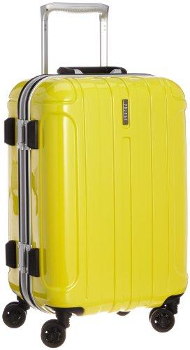 [ピジョール] PUJOLS アルモニー スーツケース 47cm・30リットル・3.2kg(機内持込対応・ACE製) 05731 13 (イエロー)