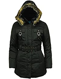 Girls Arctic Storm Parka Jacket
