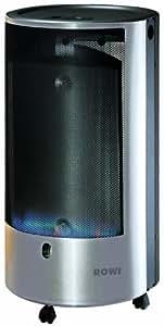 Rowi au gaz, 4200W, Blue Flame HGO 4200/1BFT Pure Inox Bleu Flame 103020028