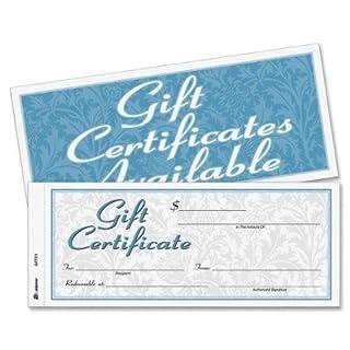 ABFGFTC1 - CARDINAL BRANDS INC. Guest Checks w/Envelopes by Adams Business Forms