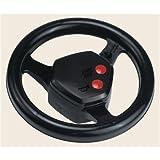 Rolly Toys 409235 Lenkrad Soundwheel   mit Hupe und Motorgeräusch   passend für alle Rolly Toys Traktoren   Batterien nicht im Lieferumfang    TÜV/GS geprüft