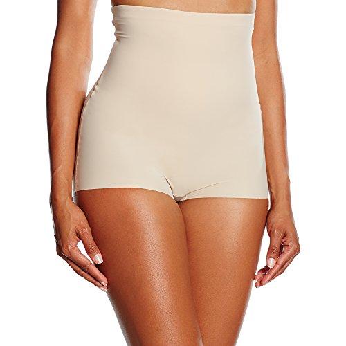 Lovable smart silhouette guaina a vita alta, intimo modellante da donna, beige (skin 038), 4/l
