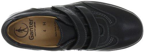 Ganter Hedy Weite H 4-207749, Chaussures basses femme Noir-TR-J2-11