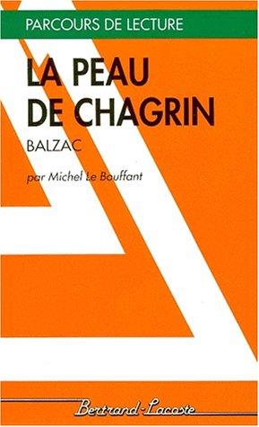 La Peau de chagrin, Balzac